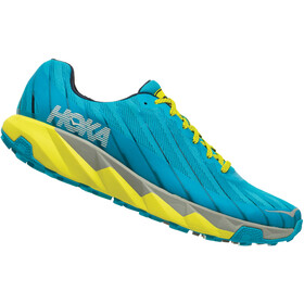 Hoka One One Torrent Zapatillas running Hombre, cyan blue/citrus